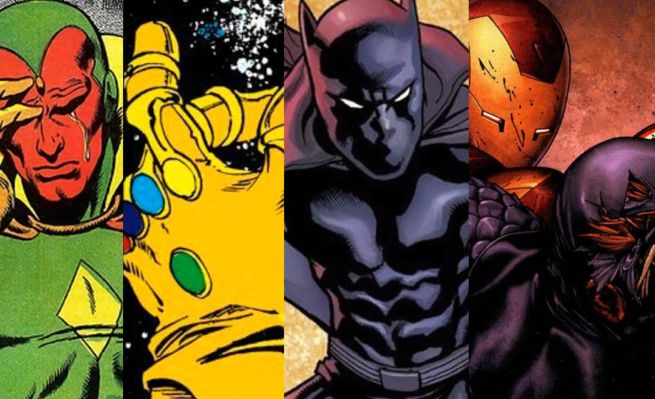 Marvel 75th Anniversary