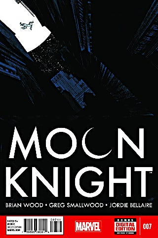 Moon Knight 7 - Cover