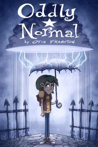 Oddly Normal 1 - Cover