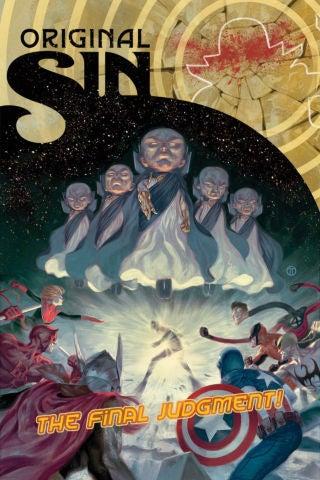 Original Sin 8 - Cover