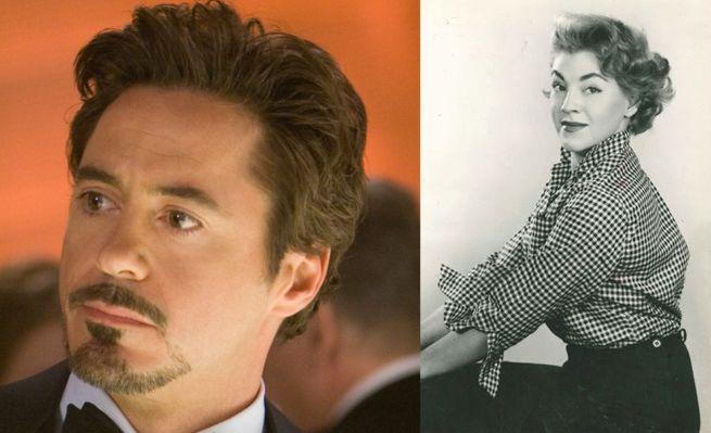 Robert Downey Jr. Mom
