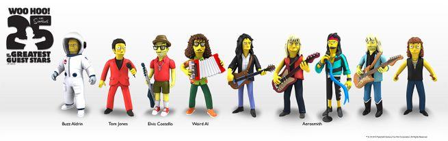 The Simpsons Celebrities
