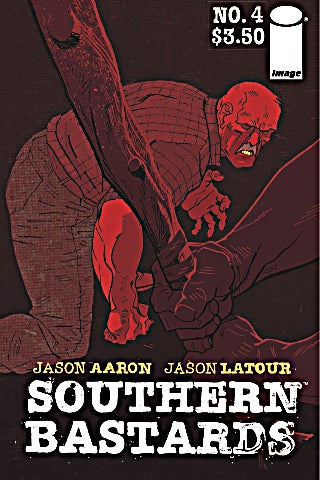 Southern Bastards 4 - Cover