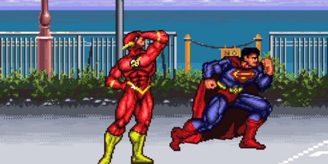 Proof that Superman is Faster Than The Flash