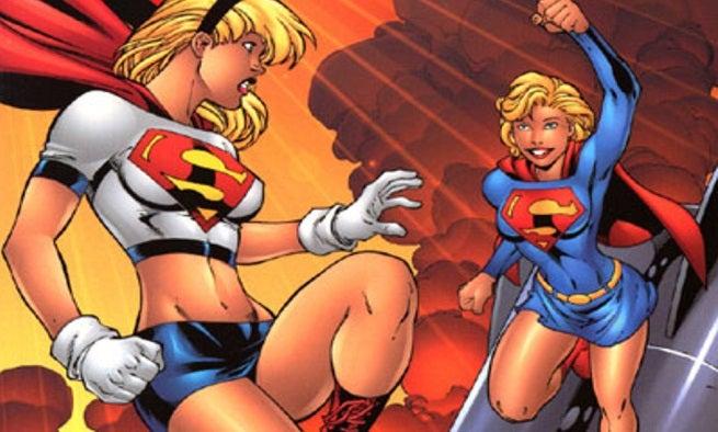 Supergirl Many Happy Returns