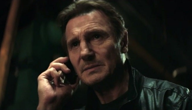 Taken Star Maggie Grace Shares Liam Neeson's Prank Call to Her Ex-Boyfriend