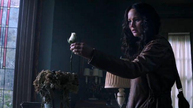 The Hunger Games Mockingjay Part 1 Teaser