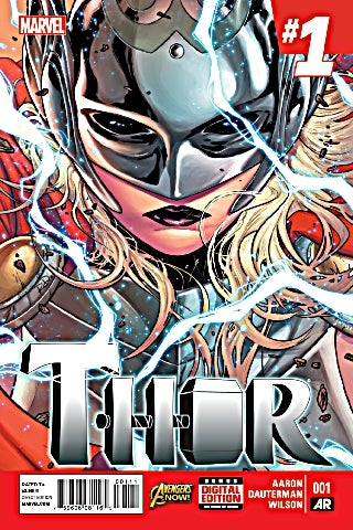 Thor 1 - Cover