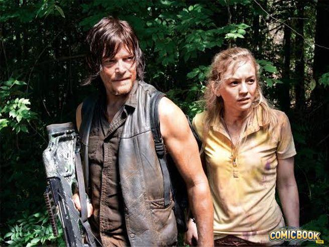 Daryl i Beth Walking Dead Dating