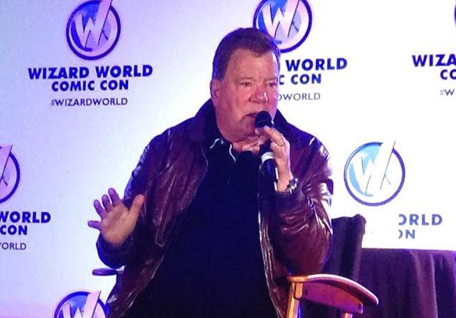 William Shatner Live-Tweeted The Flash Tonight