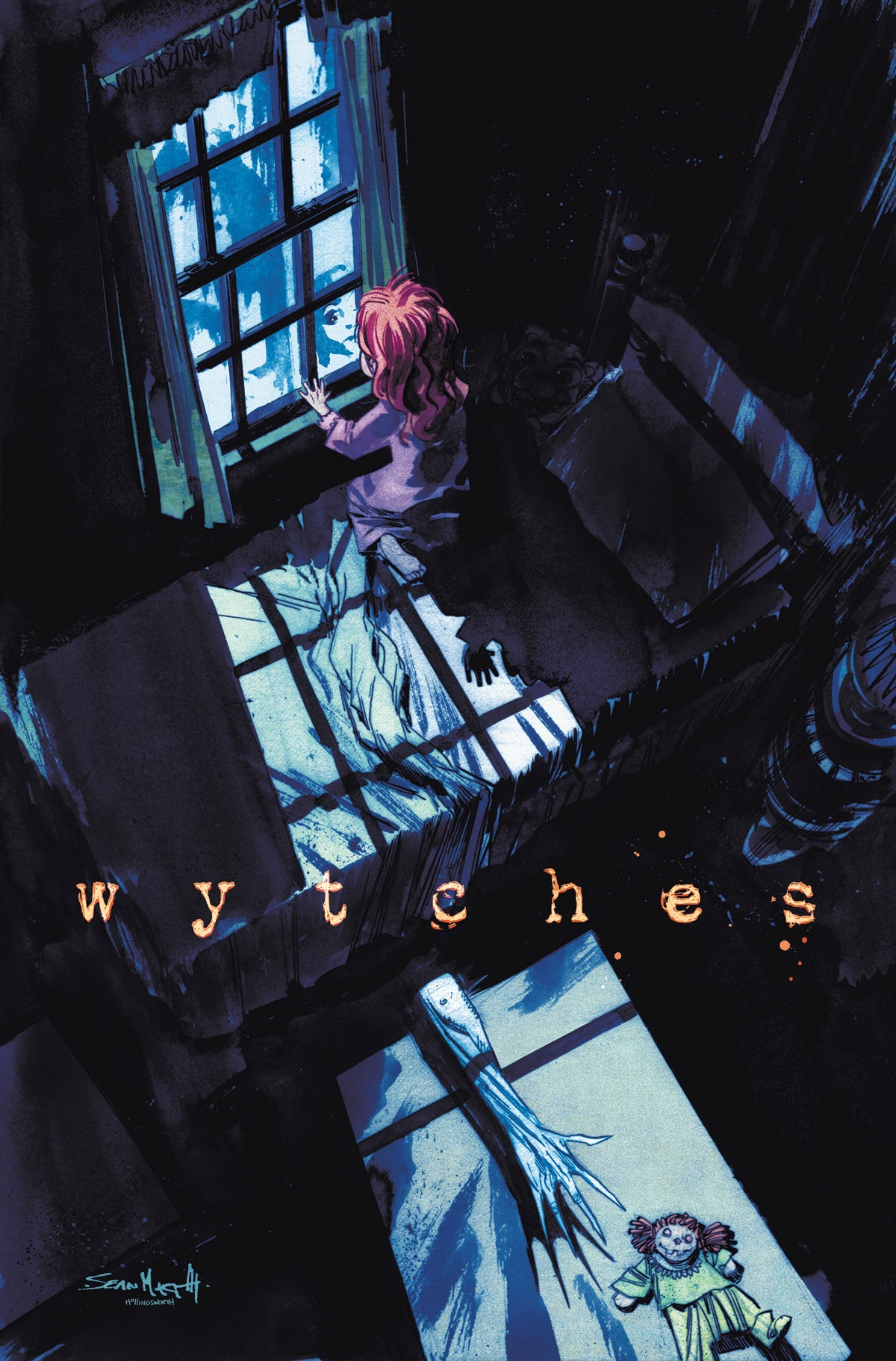 Wytches 01 MURPHY cover col