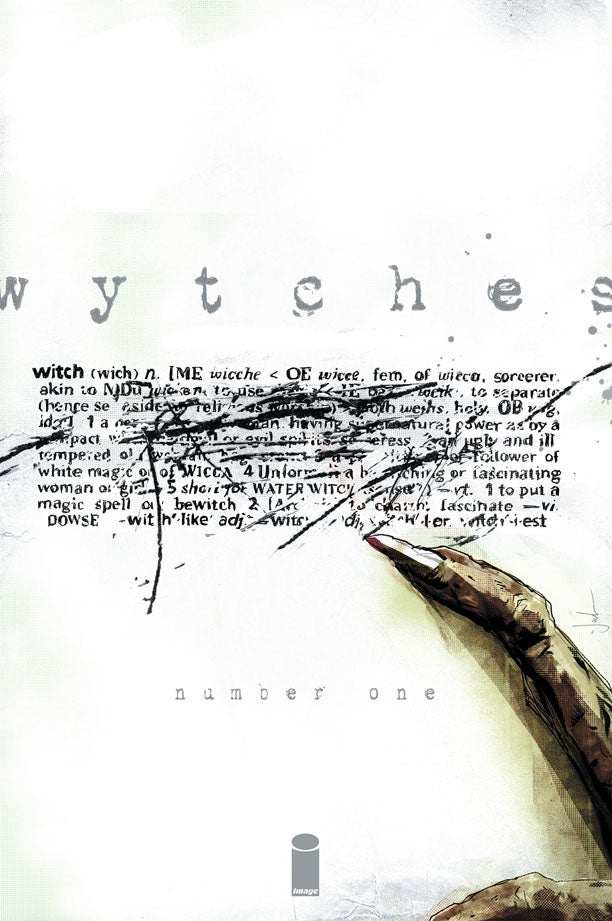 Wytches 1 - Cover