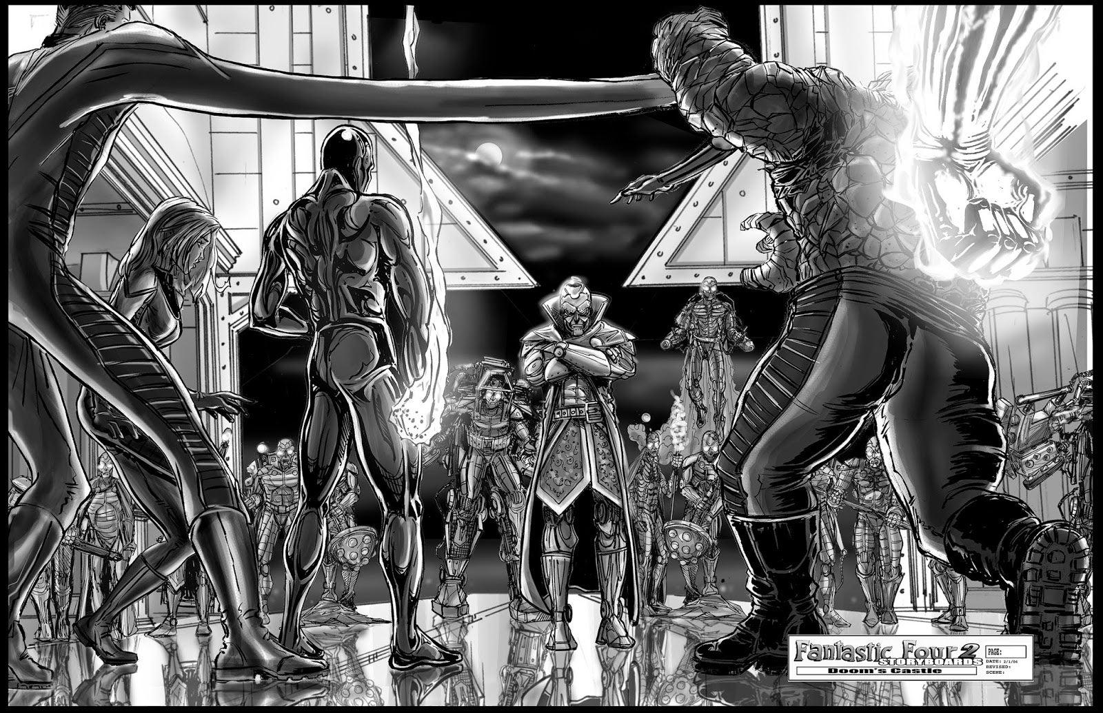 04.LatveriFantastic Four 2 storyboards by Darrin Denlingera01.throne room
