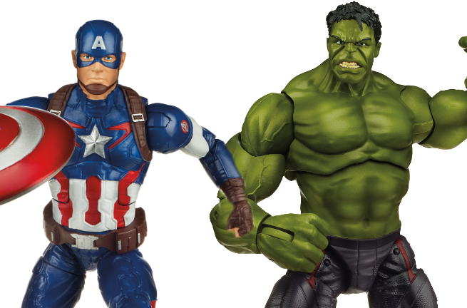 Age of ultron toys
