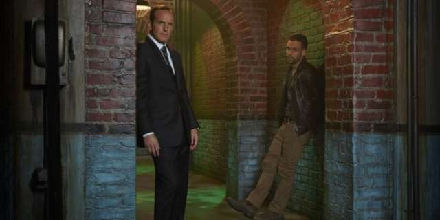 Agents of Shield Season 2 Cast Images 1