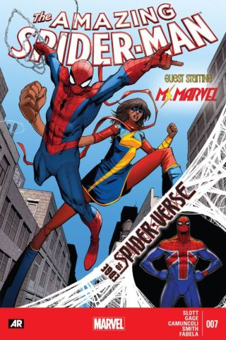 Amazing Spider-Man 7 - Cover