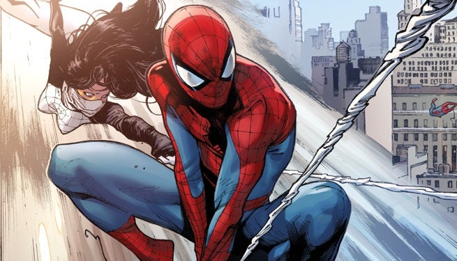 Amazing Spider-Man 9 Preview 1 top