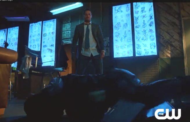 Arrow 3 clip