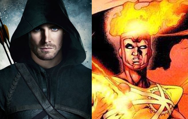 Arrow Vs. Firestorm