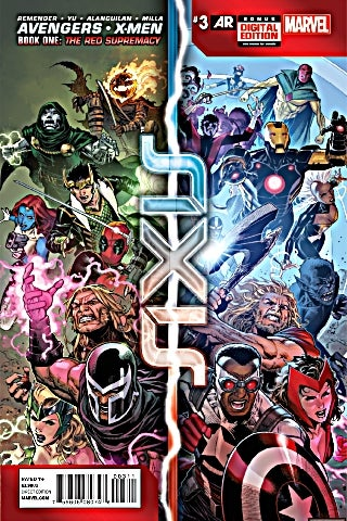 Axis 3 - Cover