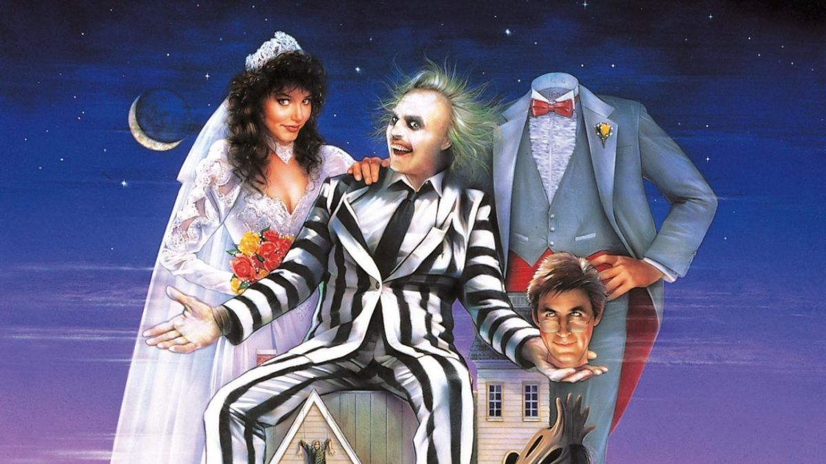 Michael Keaton Talks Beetlejuice 2 Script