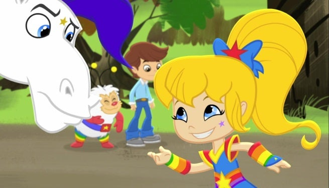 Emily Osment And Molly Ringwald Join Voice Cast Of Rainbow Brite Remake