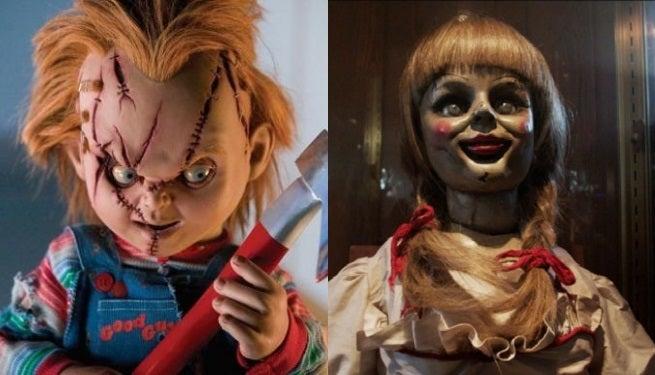 Chucky Creator Wants Chucky To Team Up With Annabelle