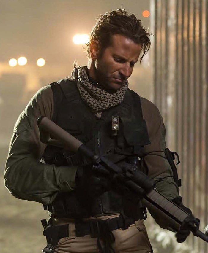 American Sniper Trailer With Bradley Cooper Released