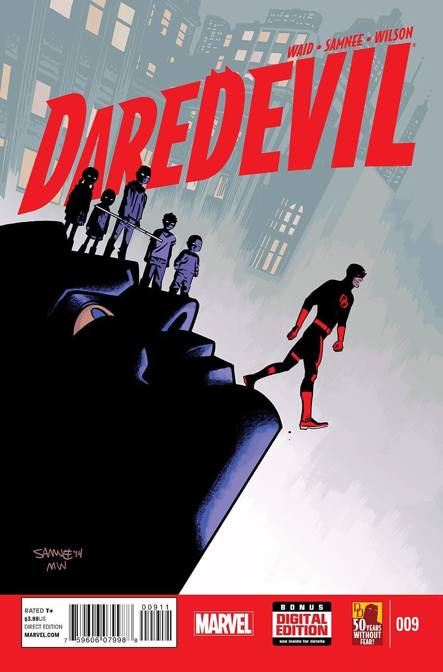 Daredevil 9 - Cover