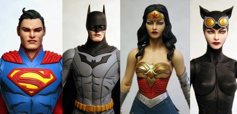 Jae Lee DC Comics Designer Series WONDER WOMAN Action Figure DC Collectibles