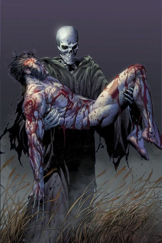 Death of Wolverine 4 - Cover