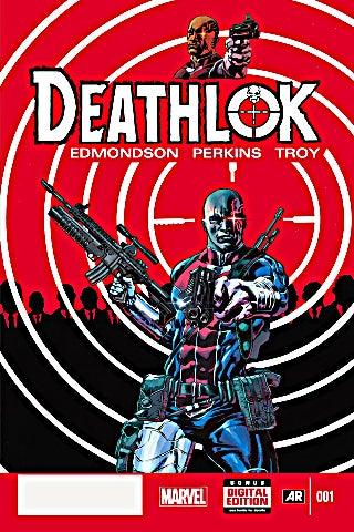 Deathlok 1 - Cover
