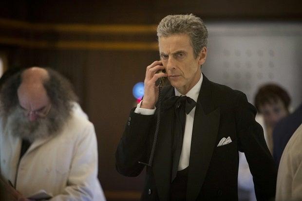 doctor who mummy