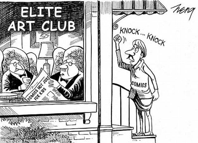 Original Cartoon by , Digital Editing by Zach Janky