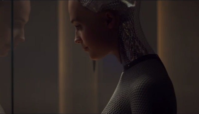 Ex Machina Trailer Released