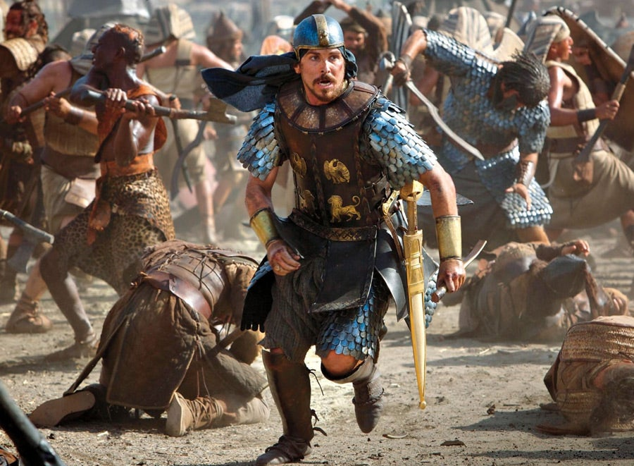 New, Probably Final Trailer For Exodus: Gods and Kings Released