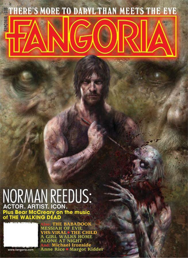 Fangoria Norman Reedus
