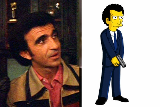 Goodfellas Actor Suing Fox For $250 Million Over The Simpsons Character