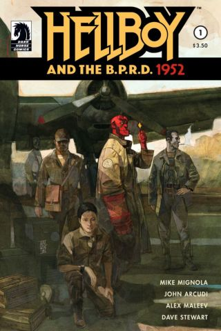 Hellboy and the BPRD 1