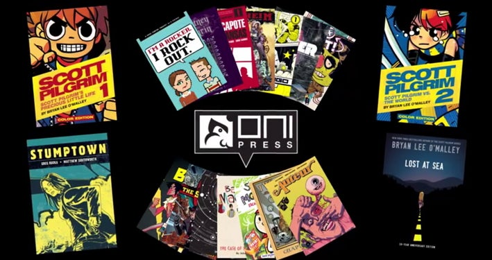 Humble Oni Comics Bundle