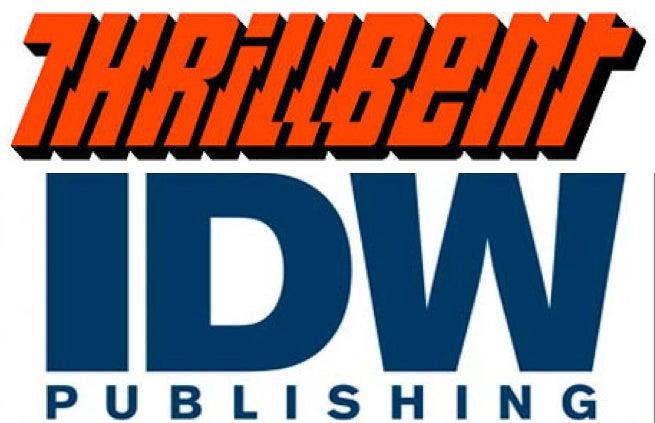 IDW:Thrillbent