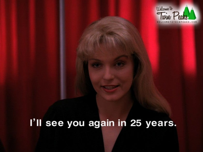 Twin Peaks Revival Still Moving Forward