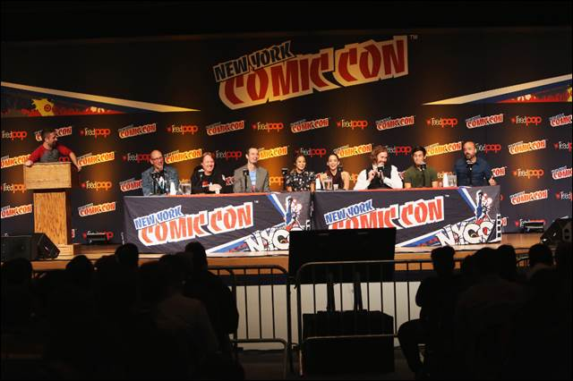 Tomorrowland And Big Hero 6 Panel Photos From New York Comic Con