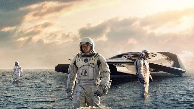 interstellar poster 0