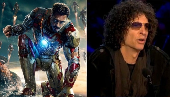 Robert Downey Jr. Now Says He'll Do Iron Man 4 If Howard Stern Directs