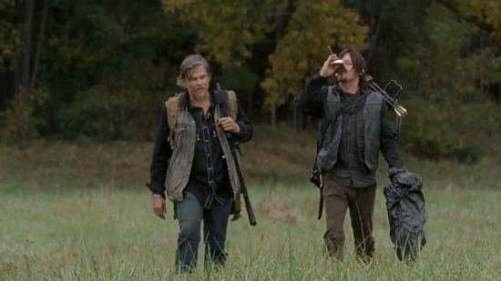Joe and Daryl