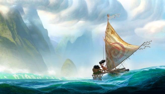 Disney Animation Announces Moana