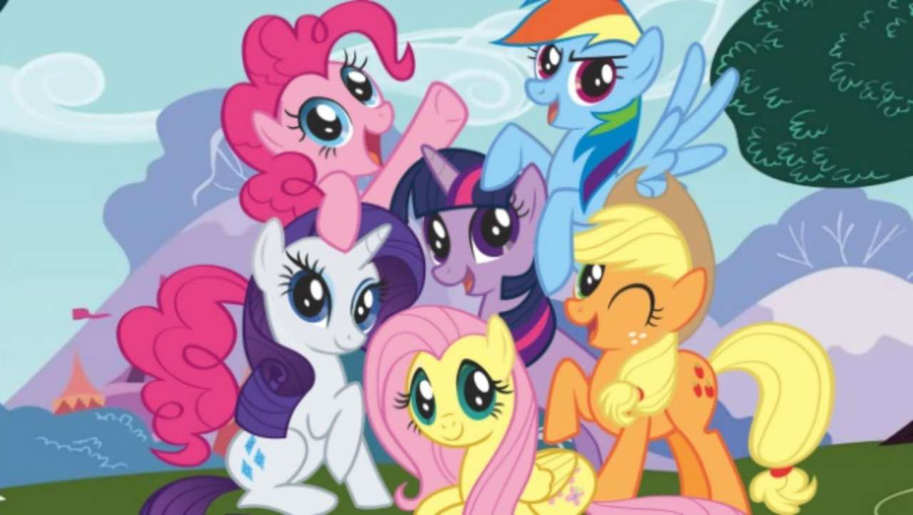 My Little Pony Movie Coming To Theaters In 2017