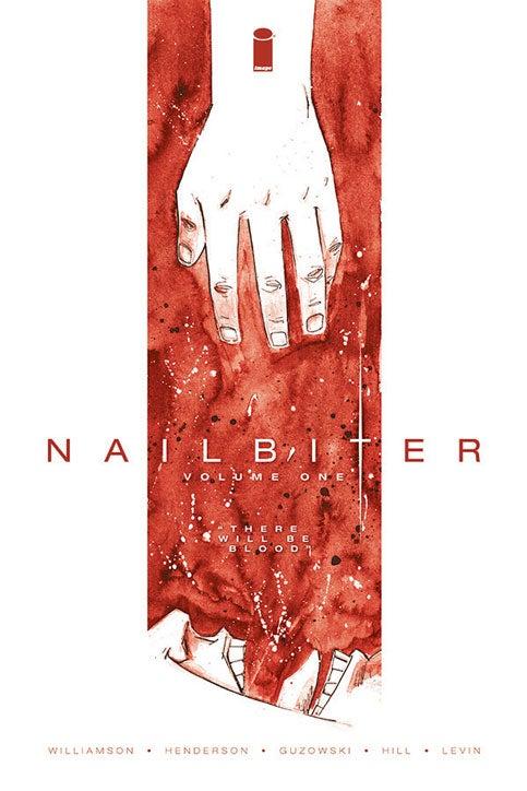 Nailbiter Cover