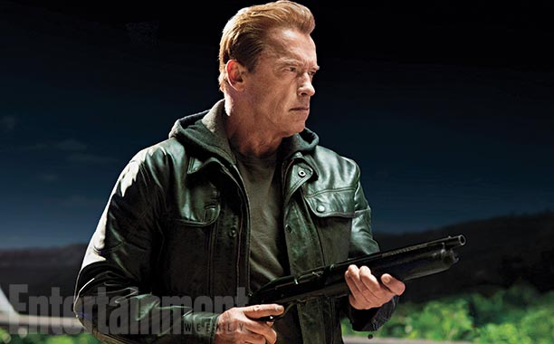 Terminator Genisys: First Look Photos Of Arnold Schwarzenegger And More